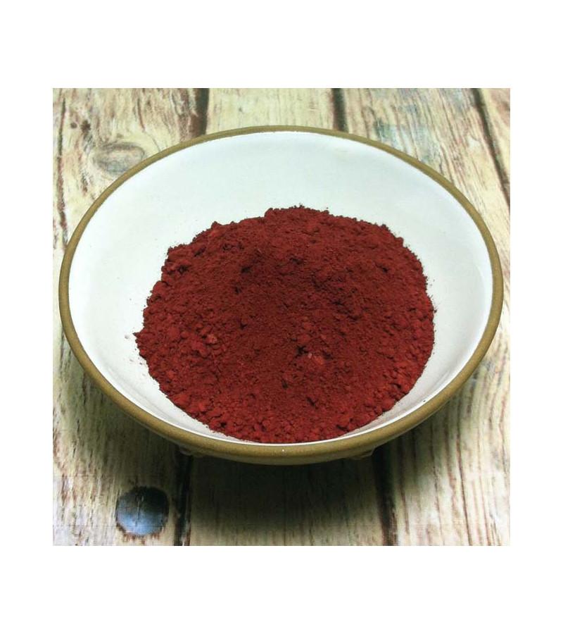 Rouge cassis en poudre