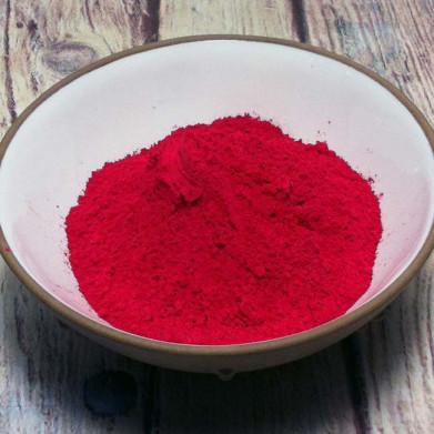 Rouge porto en poudre