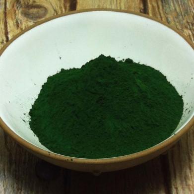 Vert monté-carlo en poudre
