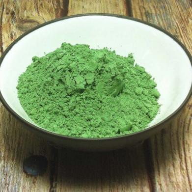 Vert pistache en poudre