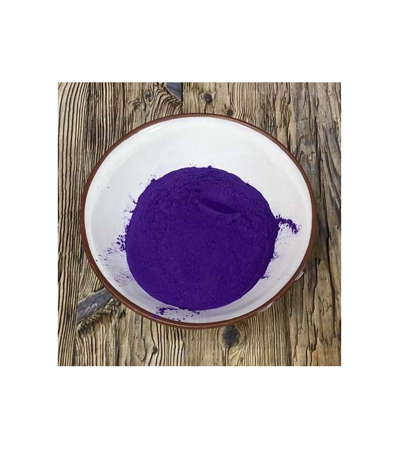 Violet carmin en poudre
