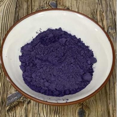 Violet clair en poudre