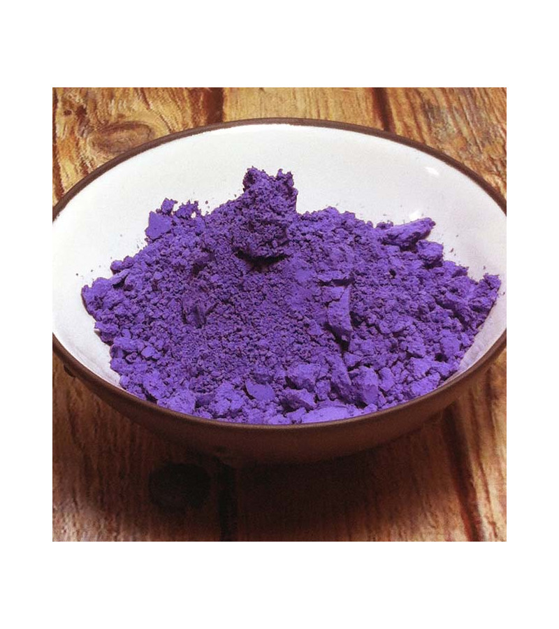 Violet outremer en poudre