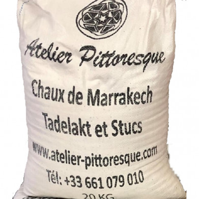 SIFTED MARRAKECH LIME