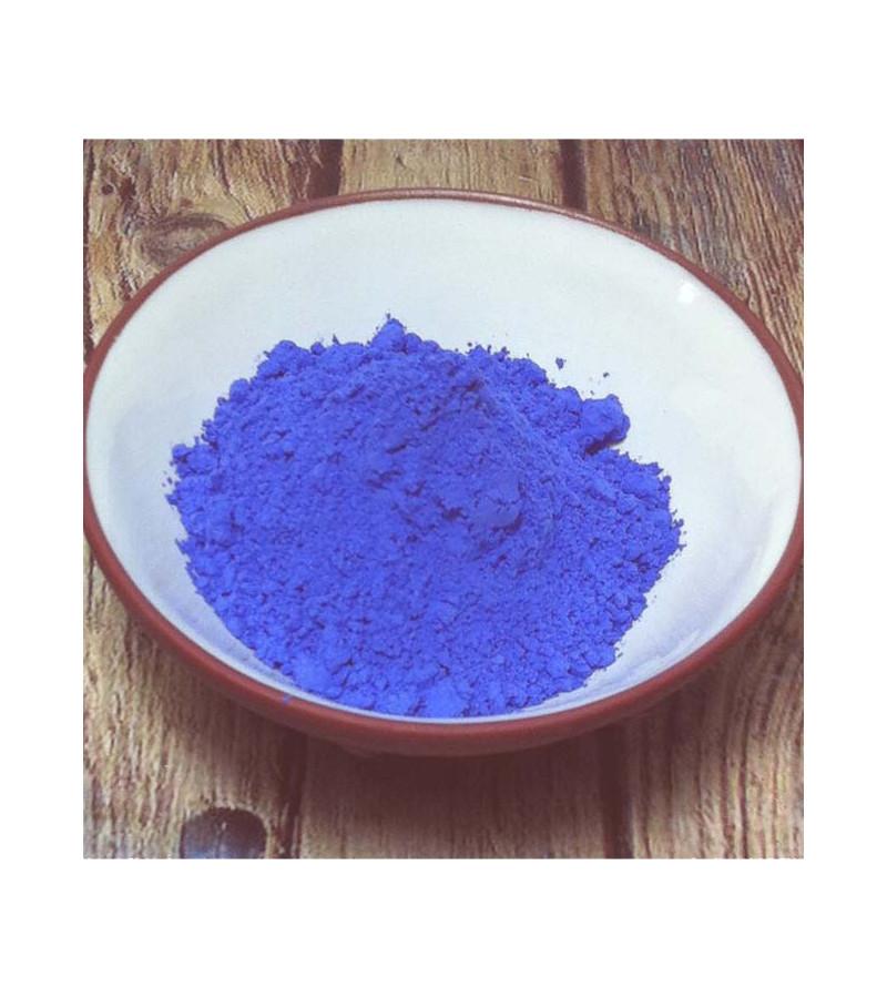 Bleu lavande en poudre