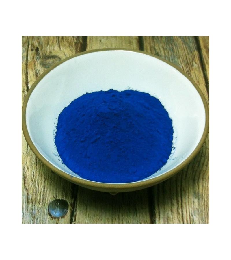 Bleu monté-carlo en poudre