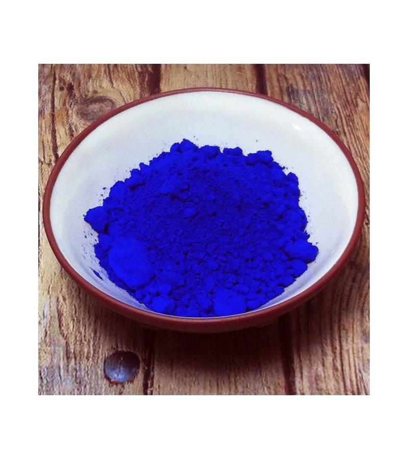 Bleu outremer en poudre