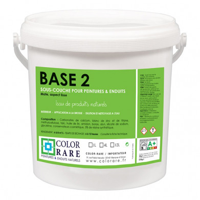 BASE 2  - IND. UNDERLAYER FOR TUTTI (CASEIN PAINT)